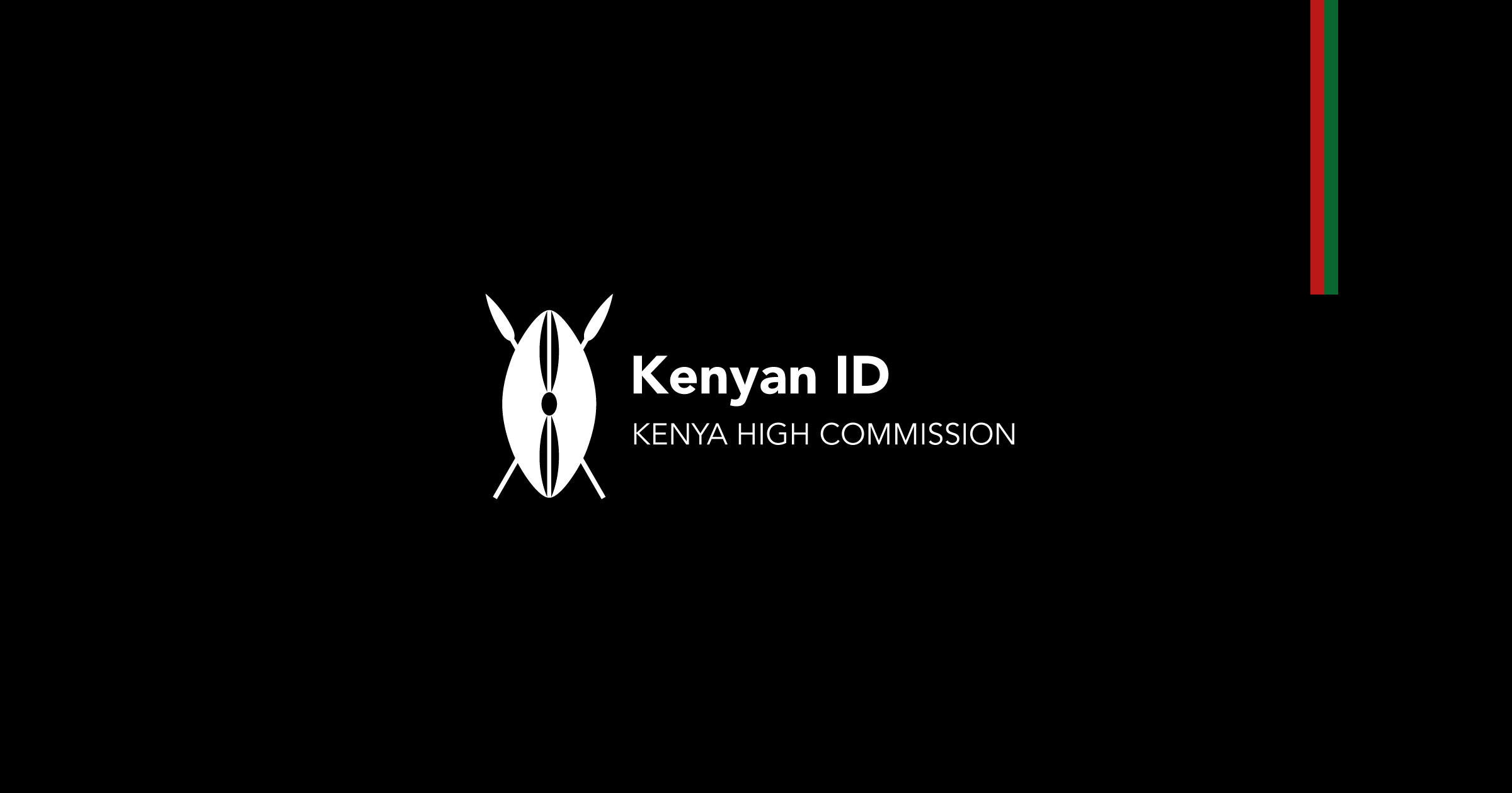 National ID Applications